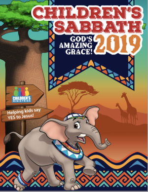 Children's Sabbath, October 5, 2019