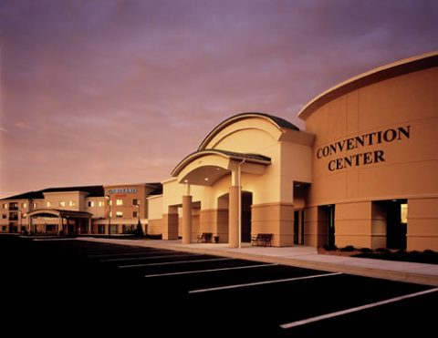 Click to learn more about our new facility, the Geary County Convention Center!